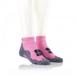 Pohodne nogavice - Trekking lifestyle pinki