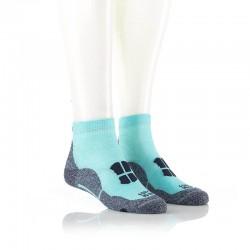 Pohodne nogavice - Trekking lifestyle turkizne