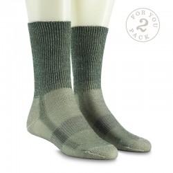 Naravne nogavice - Natur volna - zelene