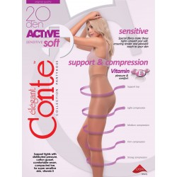 CONTE ELEGANT ACTIVE SOFT 20