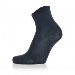 Otroške modre nogavičke z volančki (2 para v paketu)