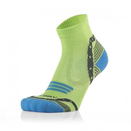 Otroške 3/4 športne nogavice zeleno modre