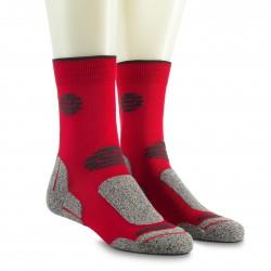 Pohodne nogavice - 3D Treking Titanium rdeče